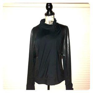 SHAPE NWT Slim Fitting Stylish Workout Jacket